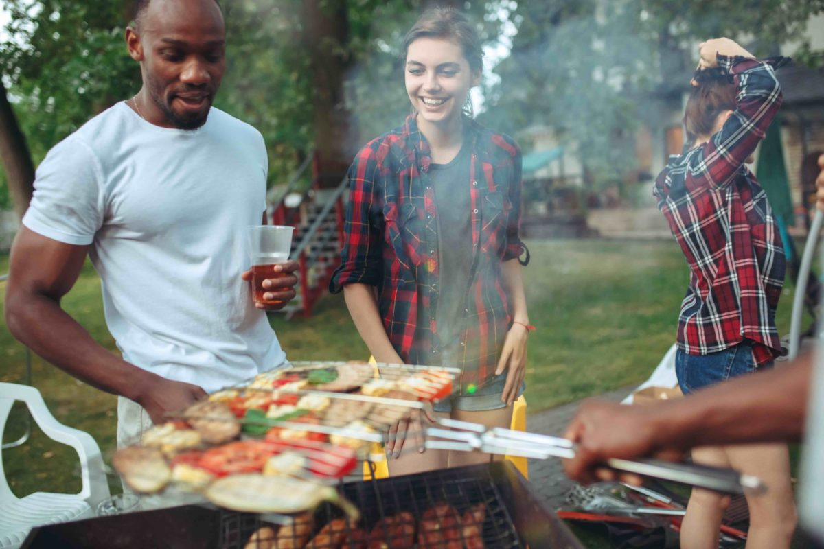casual cookout tips - easy grilling ideas